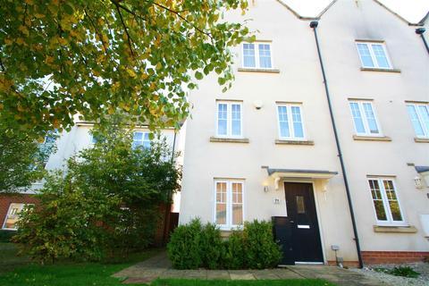 3 bedroom end of terrace house for sale - St. Helena Avenue, Newton Leys, Milton Keynes