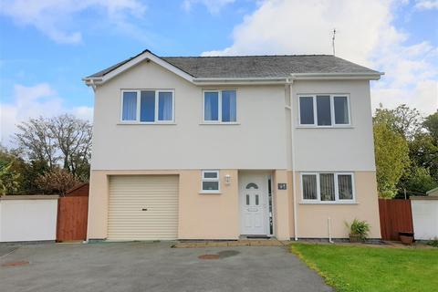 4 bedroom detached house for sale - Cwrt Carrog, Chwilog