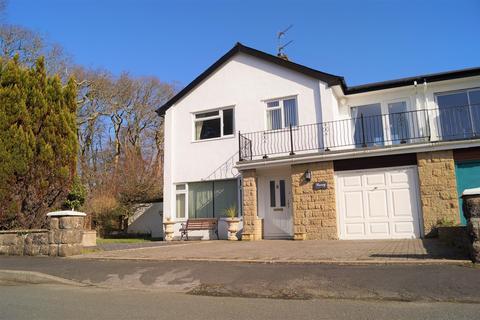 3 bedroom semi-detached house for sale - Glan Cymerau, Pwllheli