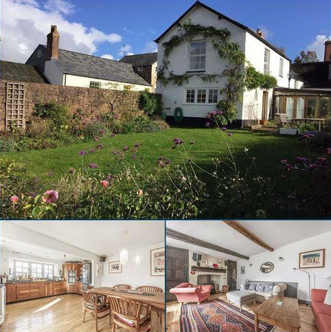 4 bedroom semi-detached house for sale - Golden Hill, Wiveliscombe, Somerset, TA4