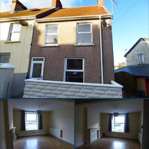 2 bedroom end of terrace house to rent - Milford Haven