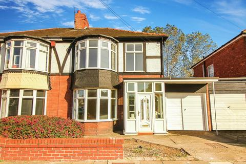 3 bedroom semi-detached house to rent - Plessey Crescent, Whitley Bay