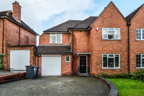 4 bedroom semi-detached house to rent - Claines Road, Birmingham