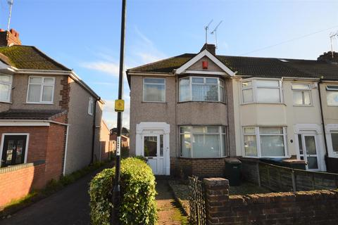 3 bedroom end of terrace house for sale - Benedictine Road, Cheylesmore, Coventry