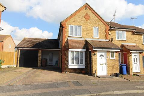 3 bedroom end of terrace house for sale - St. Michaels Close, Aveley, South Ockendon