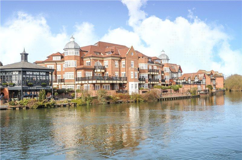 3 Bedrooms Flat for rent in Eton Riverside, Kingstable Street, Eton, Windsor, SL4