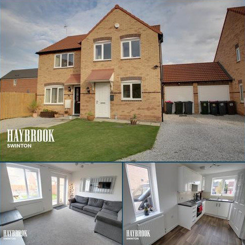 3 bedroom semi-detached house for sale - Sanderson Way, Mexborough