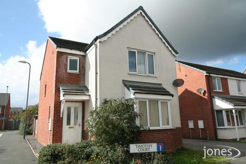 3 bedroom detached house for sale - Timothy Court, Stockton on Tees TS18 3AU