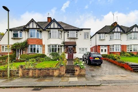 4 bedroom semi-detached house for sale - Upcroft Avenue, Edgware, Greater London. HA8 9RA