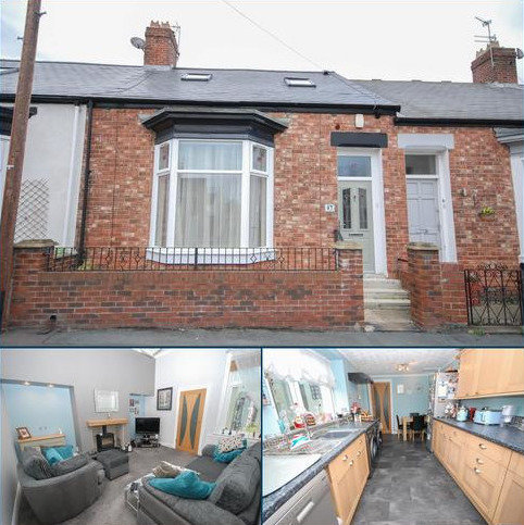 3 bedroom cottage for sale - Cardwell Street, Roker