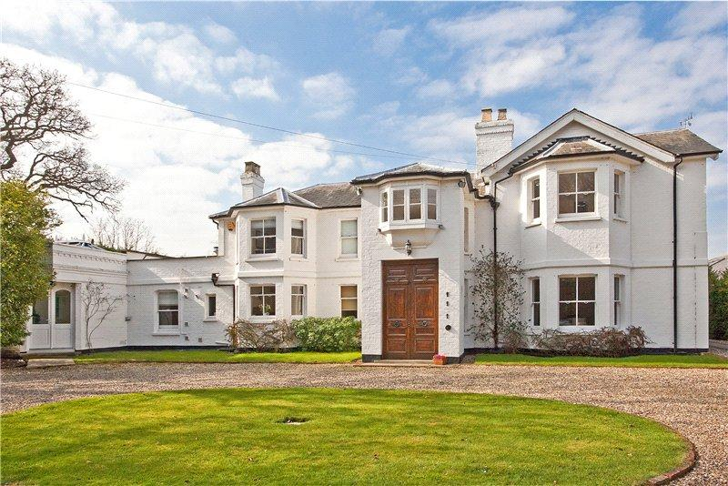 5 Bedrooms Detached House for sale in Drift Road, Winkfield, Windsor, Berkshire, SL4