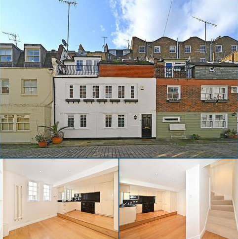 2 bedroom mews to rent - Upbrook Mews, London, W2