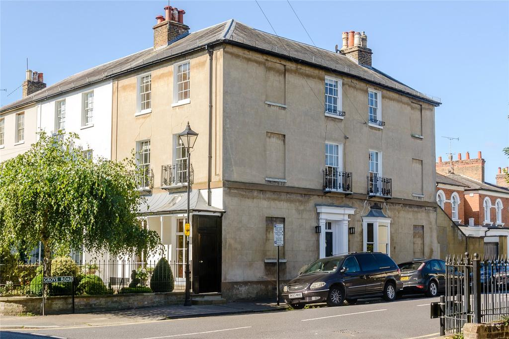4 Bedrooms End Of Terrace House for sale in Kings Road, Windsor, Berkshire, SL4