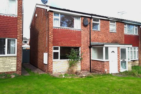 3 bedroom semi-detached house to rent - Speechly Drive, Rugeley, WS15 2PT