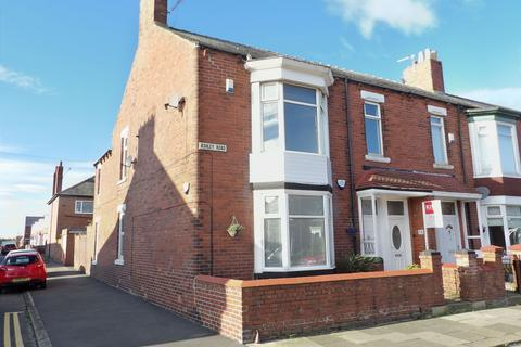 3 bedroom flat for sale - Ashley Road, West harton, South Shields, Tyne and Wear, NE34 0PD