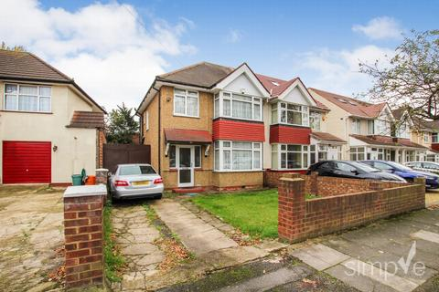 3 bedroom semi-detached house for sale - Silverdale Gardens, Hayes, UB3