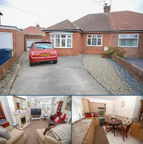 2 bedroom bungalow for sale - Deepdene Grove, Seaburn