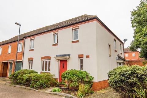 3 bedroom end of terrace house for sale - Jarratts Road, Bristol, BS10
