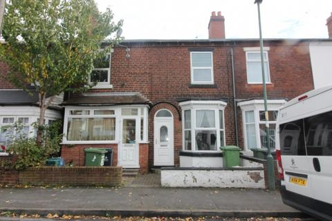 2 bedroom terraced house for sale - Pargeter Street, Walsall
