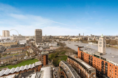 2 bedroom apartment for sale - Southbank Tower, 55 Upper Ground, London,  SE1