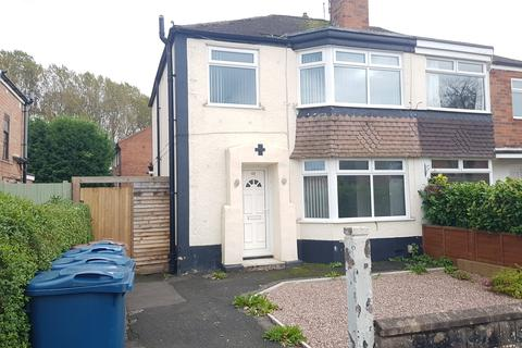 3 bedroom end of terrace house to rent - Coronation road ST16