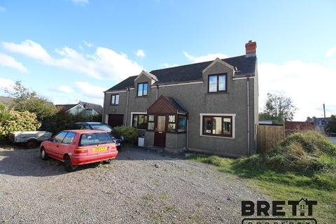 5 bedroom detached house for sale - Sardis Cross, Sardis, Milford Haven, Pembrokeshire. SA73 1LX