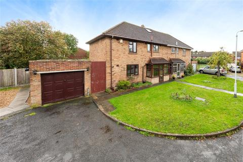 3 bedroom semi-detached house for sale - Cavendish Crescent, Hornchurch, RM12