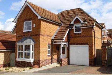 3 bedroom detached house to rent - Victory Way, , Sleaford, NG34 7XL