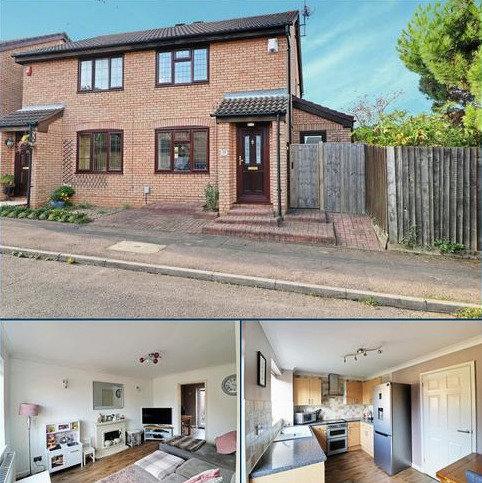 2 bedroom semi-detached house for sale - Tilgate, Luton
