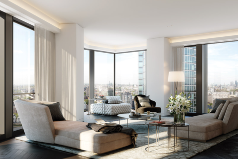 3 bedroom flat for sale - One Nine Elms, River Tower, London SW8