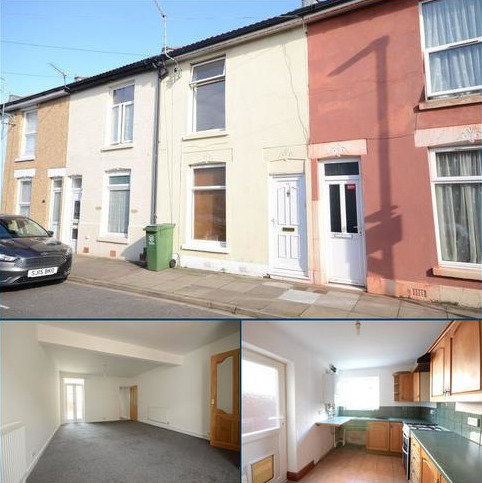 3 bedroom terraced house to rent - Moorland Road, Portsmouth, PO1