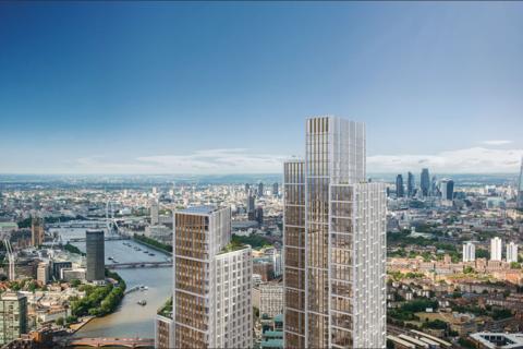 3 bedroom flat for sale - One Nine Elms, River Tower , London SW8