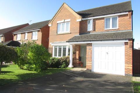 4 bedroom detached house for sale - Tarragon Way, Bourne, PE10