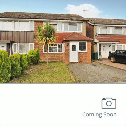 3 bedroom house for sale - Haslett Road, Shepperton, TW17