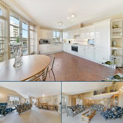 3 bedroom penthouse for sale - Gainsborough House, 7 Victory Place, London, E14