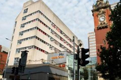 Studio to rent - 76 Milton Street Apartment 202, Victoria House, NOTTINGHAM NG1 3RA
