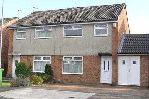 3 bedroom semi-detached house for sale - Heol Seddon, Danescourt