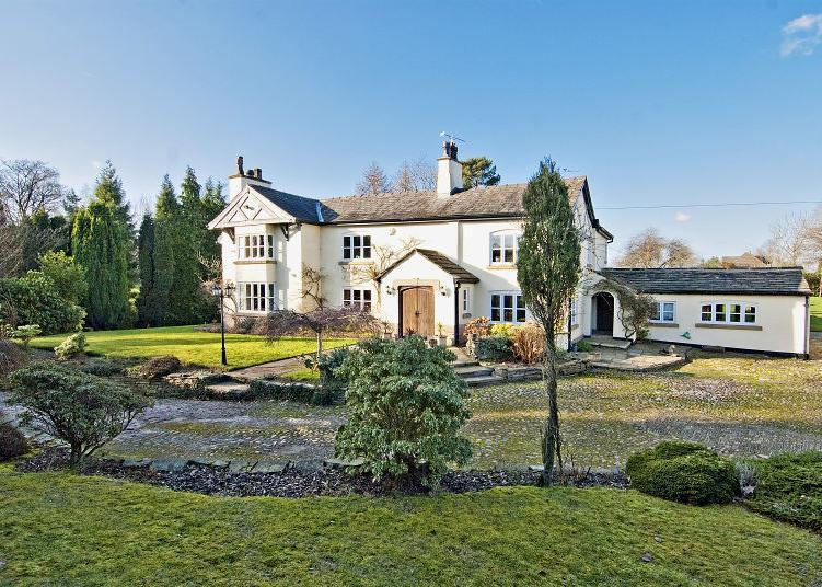 4 Bedrooms Unique Property for sale in Castle Hill, Mottram St. Andrew, Macclesfield, Cheshire, SK10