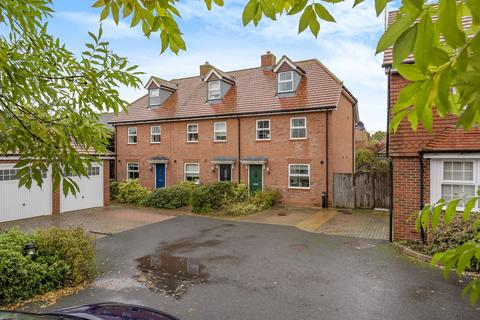 3 bedroom end of terrace house for sale - Central Village Location