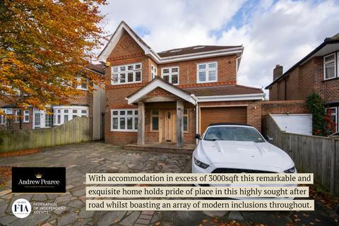5 bedroom detached house for sale - Rushdene Road, Pinner