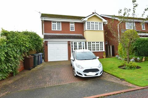 4 bedroom detached house for sale - Mallard Close, Aughton