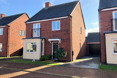 4 bedroom detached house for sale - Horseley Croft, Rugeley