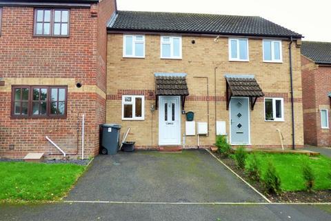 2 bedroom terraced house for sale - Kendrick Close, Westbury