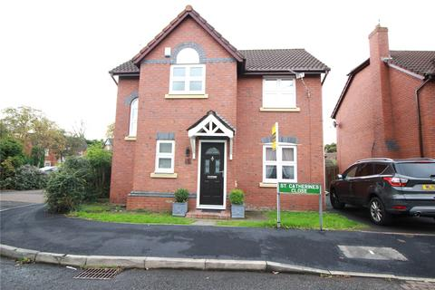 3 bedroom detached house for sale - St. Catherines Close, Liverpool, Merseyside, L36