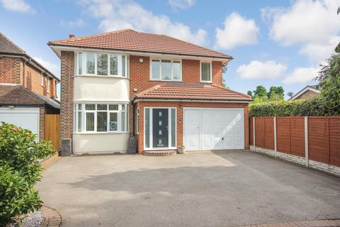 4 bedroom detached house for sale - Yew Tree Lane, Solihull