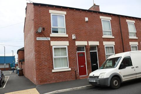 2 bedroom end of terrace house to rent - Midlothian Street, Clayton
