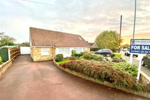 2 bedroom semi-detached bungalow for sale - Moorfoot Road, Worthing, West Sussex, BN13 2EY