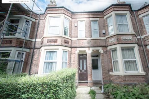4 bedroom terraced house to rent - Church Grove, Lenton