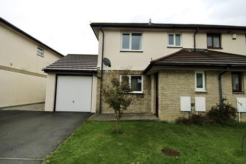 3 bedroom semi-detached house to rent - Tredinnick Wood Close, Helston