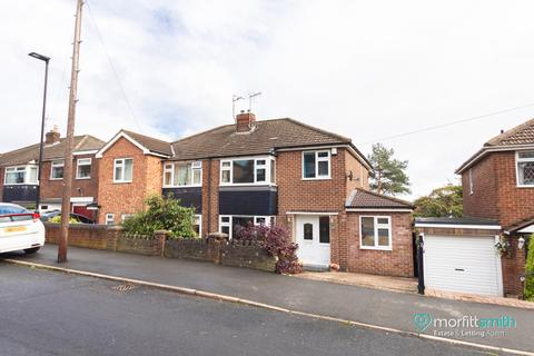 3 bedroom semi-detached house for sale - Vicarage Road, Grenoside, S35 8RG - Extended Family Home